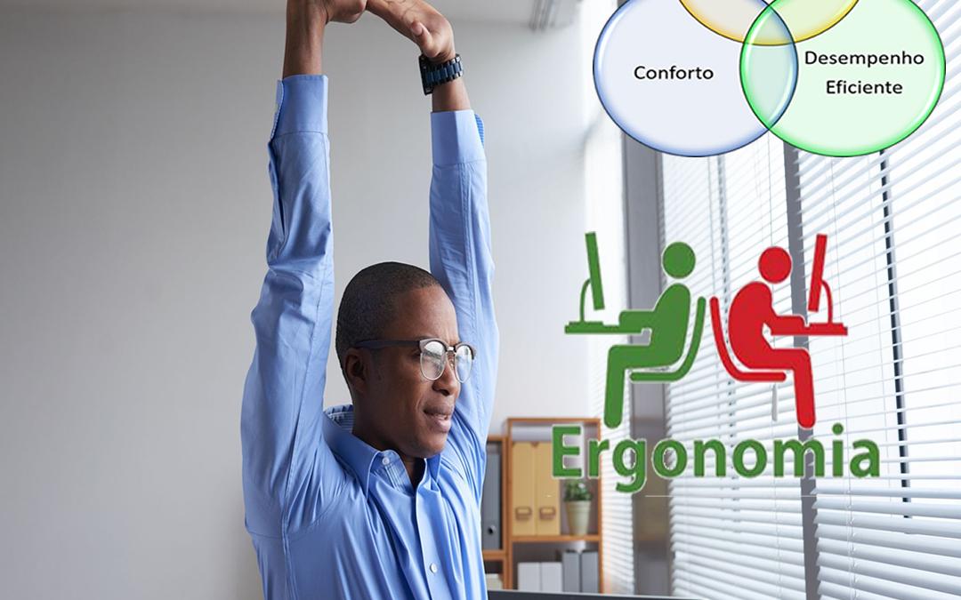 Ergonomia no ambiente corporativo