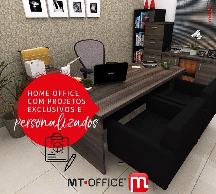 Como organizar seu home office com pouco espaço.
